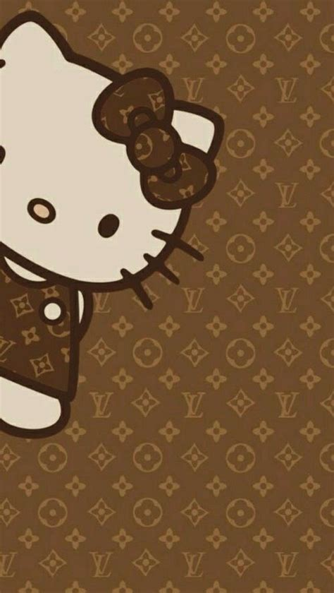 hello kitty louis vuitton wallpaper 17 best images about hello kitty on pinterest iphone
