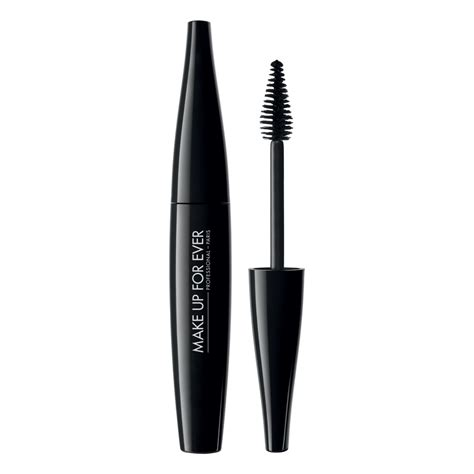 smoky extravagant mascara make up for