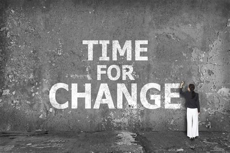 time to build time to make a change christopher salem