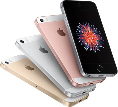 iphone 4 colors apple announces new 4 inch iphone se starting at 399