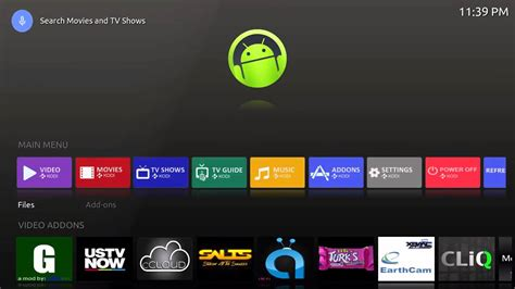 how to android to tv how to install android tv skin