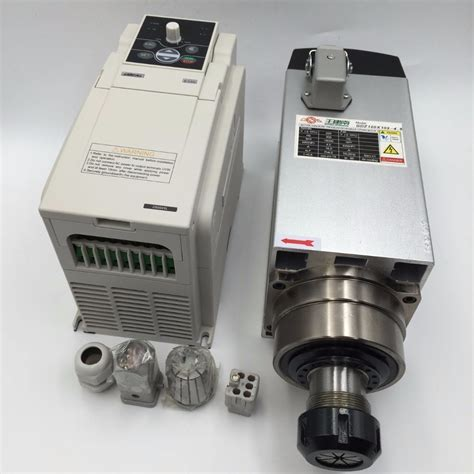 cnc kw engraving air cooled rpm spindle system