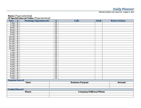 covey planner template search results for day 7 weekly planner template franklin