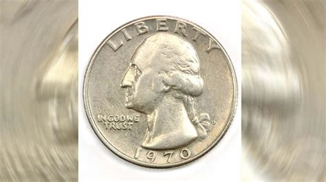 misprint makes 1970 quarter worth a ton of money