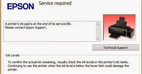 cara reset printer epson l210 secara manual it solution cara reset printer epson