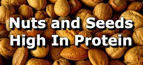 protein nuts top 10 fruits highest in protein
