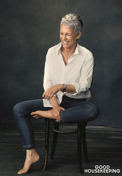jamie lee curtis lives life lessons from scream queen jamie lee curtis love
