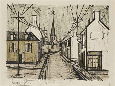 bernard buffet 1928 1999 rue de village sorlier 190