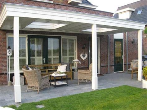 open veranda ideeen voor de veranda veranda wit hout en open