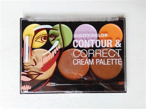 10 Warna Contour review city color contour correct palette 我的美丽日记