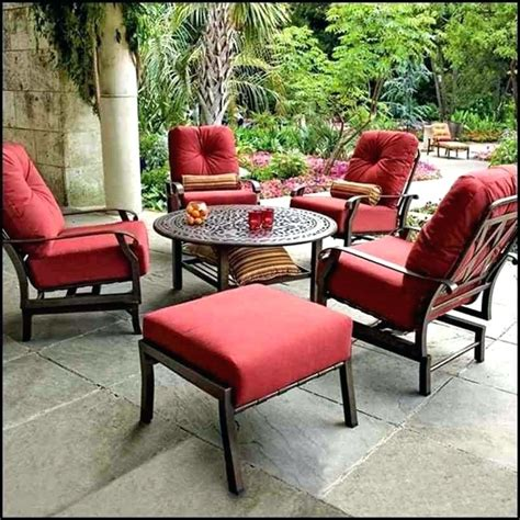 Woodard Outdoor Furniture Replacement Cushions Stylish Garden Treasures Patio Furniture Replacement Cushions