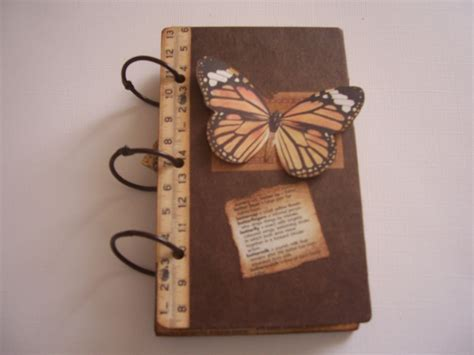 Creative Handmade Book Covers - creative chooke 7 gypsies mini album