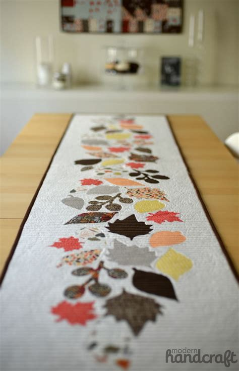 fall table runner 108 1000 images about halloween fall quilts on pinterest