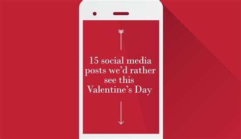 valentines day post 15 social media posts we d rather see this s day