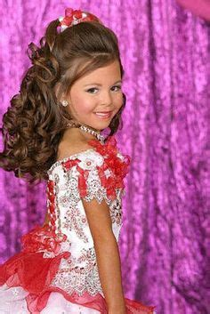 youth pageant hairstyles 1000 images about kids pageant dresses and hair on
