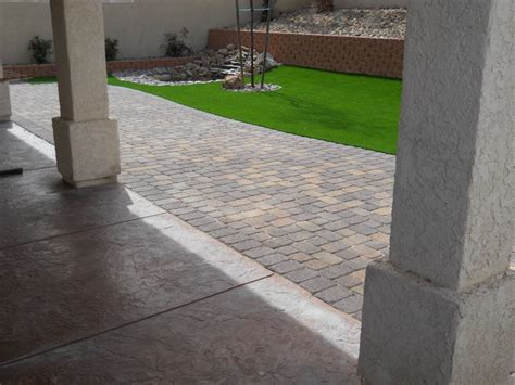 Backyard Landscaping Las Vegas by Backyard Tropical Landscape Las Vegas By