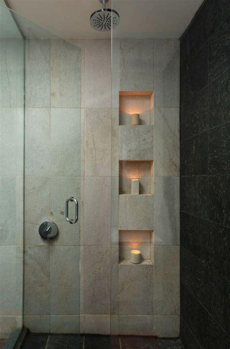 badezimmer dusche nische als ablage in der dusche wohnung