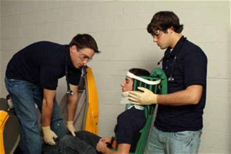 Emergency Room Technician by Emergency Services Lake County High Schools Techn