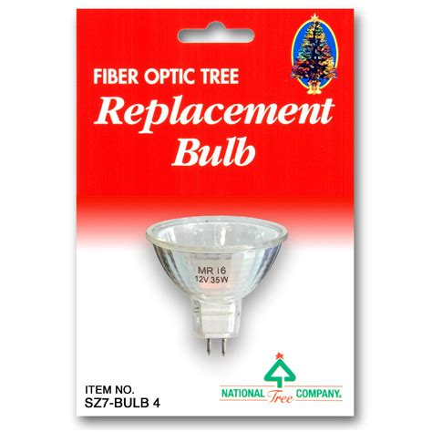 national tree company fiber optics replacement bulb 12v 35w