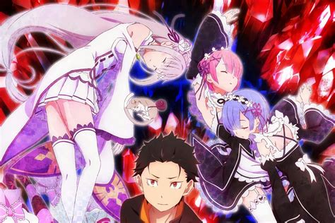 Chasing Hp Character re zero starting in another world hd wallpaper and background 1920x1280 id 720926