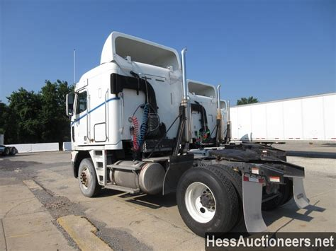 Used Single Axle Sleeper Tractors For Sale by Single Axle Sleepers For Sale