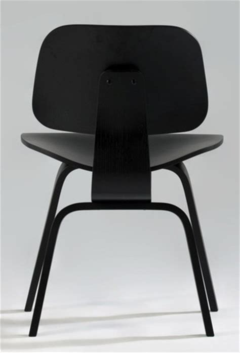 bamboo chair in black wood modern dining chairs by