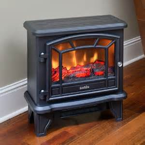 duraflame 550 black infrared freestanding electric