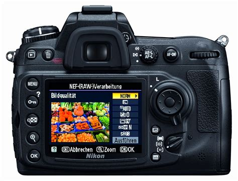 Nikon D300s nikon d300s test chip