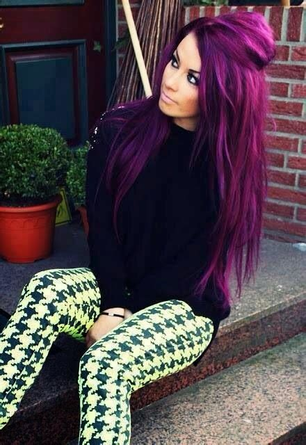 purple hair color pictures purple shades purple hair color ideas hairstyles for