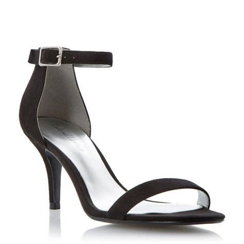 black ankle sandal heels black sandal heels with ankle heels me