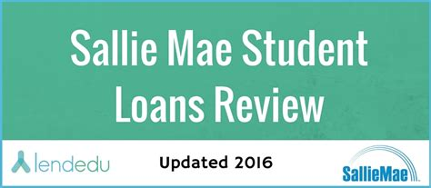 Sallie Mae Loan Rates Mba by Sallie Mae Archives Lendedu