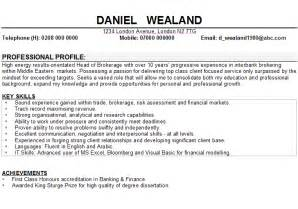 cv hobbies and interests sle