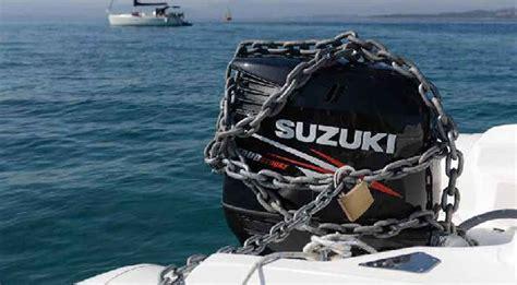 Marina Suzuki Suzuki Marine Doc Motore Rubato Subito Sostituito
