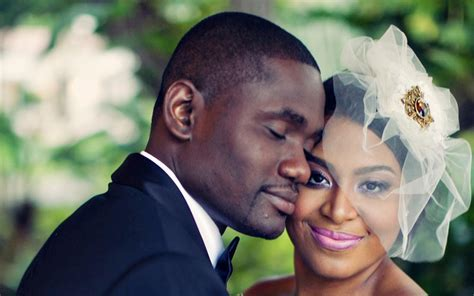 Black Wedding Style: The Moltimers? Love Heats Up Miami