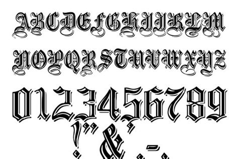 30 vintage fonts perfect for retro style design web design ledger