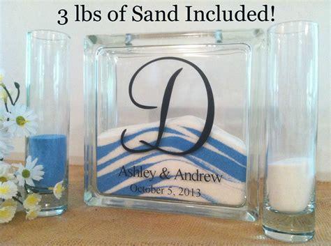 Wedding Unity Sand by Unity Sand Set Wedding Sand Set Unity Sand Ceremony Set