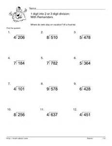 division worksheet with remainders abitlikethis