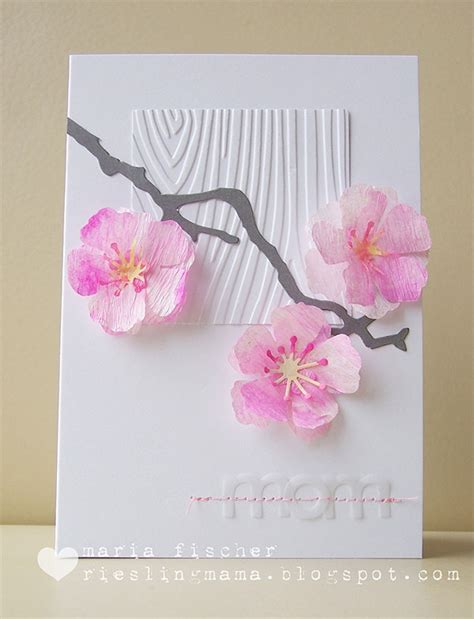Handmade Mothers Day Card - 20 beautiful handmade mother s day crafts card ideas 2016