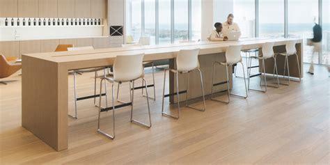 Teknion Boardroom Tables Neocon 2016 Teknion S Tek Pier Height Adjustable Worksurface Monitor Wins Gold Fmlink