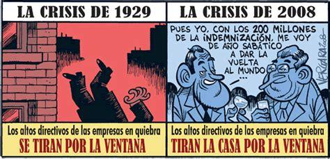Imagenes Ironicas De La Crisis | la crisis de 1929 octubre 2010
