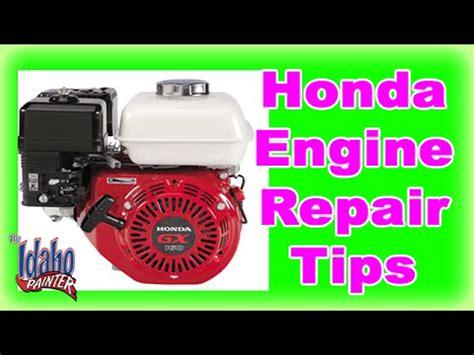 small engine repair training 2012 honda accord free book repair manuals how to fix a honda engine stalling honda engine hacks youtube