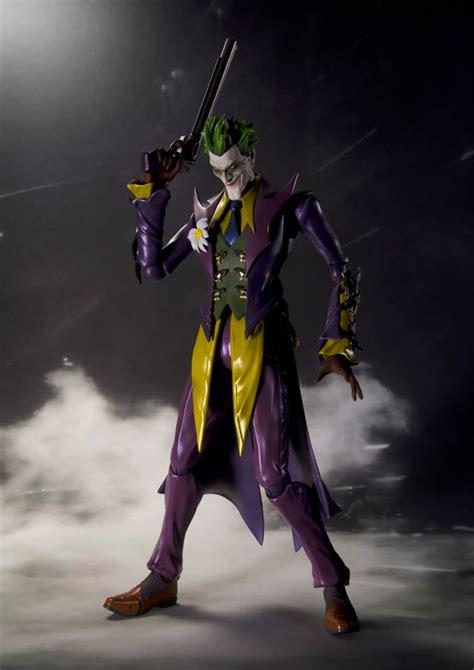 Shf Figuart Batman Injustice Original bandai s h figuarts makes batman and joker from injustice look awesome actionfigurepics