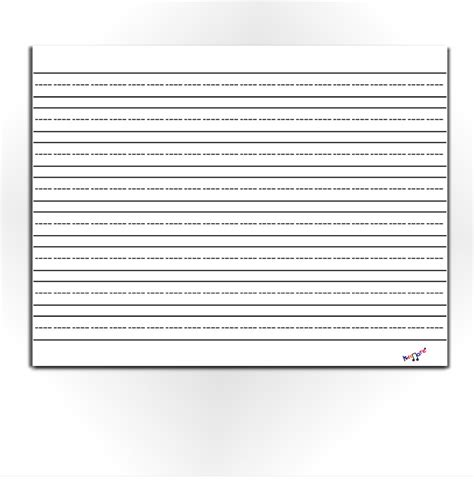 printable writing paper for handwriting for preschool to early