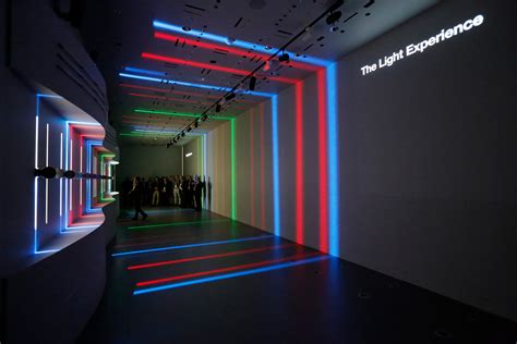 i guzzini illuminazione iguzzini light building 2016 the light experience