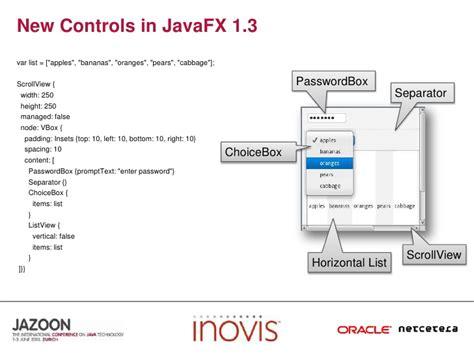 javafx trigger layout building data rich interfaces with javafx
