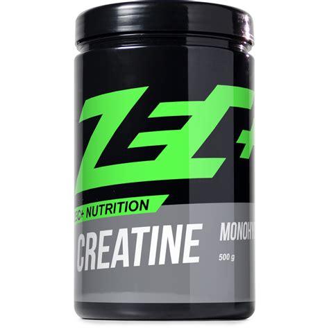 creatine diet bodystriker de zec nutrition creatine monohydrate 500g