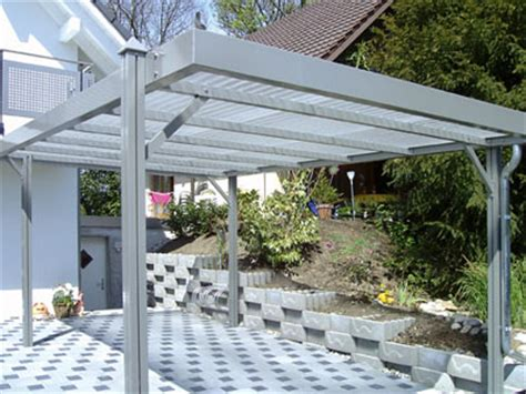 Carport Alu Bausatz by Carports Altec Aluminium Technik Gmbh Co Kgaa