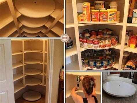 Lazy Susans For Pantry by Lazy Susan Pantry For The Home