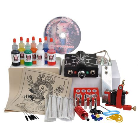 starter tattoo kits gun starter kit