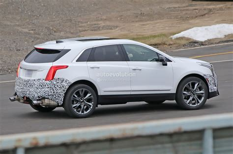 Cadillac For 2020 by 2020 Cadillac Xt5 Facelift Spied For The Time